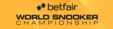 Betfair World Snooker Championship 2013